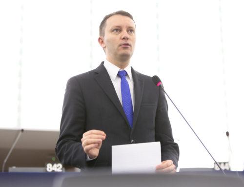 Intervenție în plenul Parlamentului European din 13 februarie 2019
