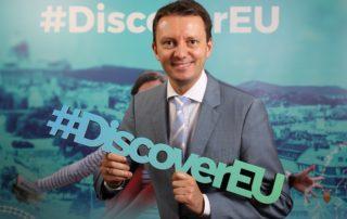 Siegfried Muresan Discover EU