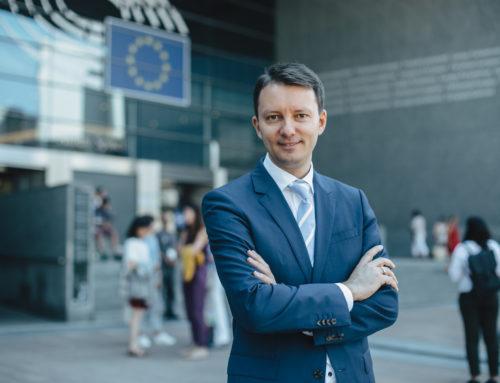 Comunicat de presă – Siegfried Mureșan va candida pentru funcția de vicepreședinte al Partidului Popular European la Congresul PPE de la Zagreb