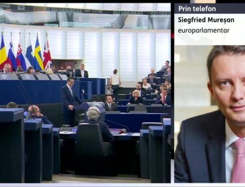Intervenție Digi24 din 27 februarie 2019 despre votul din comisia LIBE