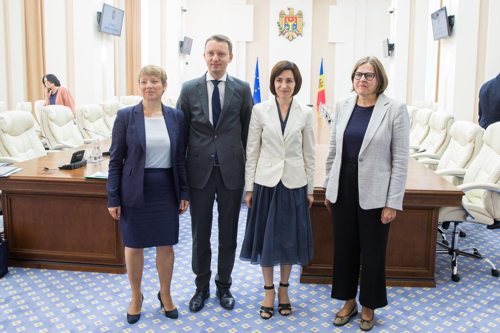 Delegația AFET în Republica Moldova