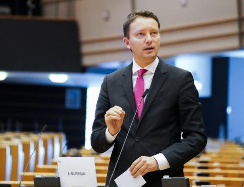 Declarație de presă – Siegfried Mureșan: Parlamentul European susține în totalitate fondurile alocate României și cere întărirea mecanismului privind statul de drept
