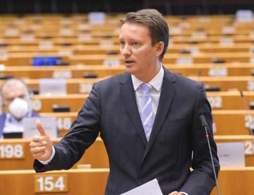 Comunicat de presă – Parlamentul European a aprobat propunerea lui Siegfried Mureșan de a crea un fond de 50 de miliarde de euro pentru investiții în sistemul medical din Europa