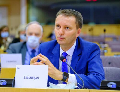 Comunicat de presă – Siegfried Mureșan: Parlamentul European aprobă alocarea de 30 de miliarde de euro pentru România din Mecanismul de Reziliență și Redresare