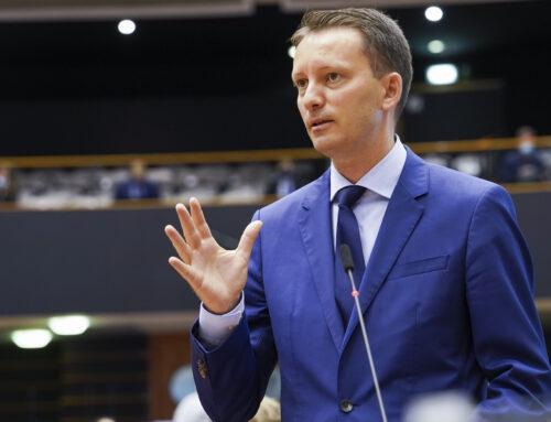 Comunicat de presă – Declarația eurodeputatului Siegfried Mureșan în Parlamentul European privind condiționarea fondurilor europene de statul de drept