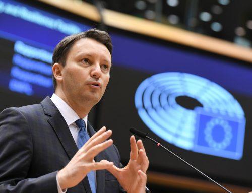 Comunicat de presă – Parlamentul European adoptă Mecanismul European de Redresare și Reziliență în urma raportului coordonat de Siegfried Mureșan