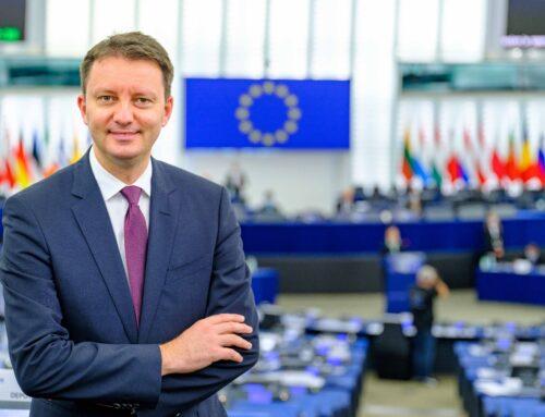 Comunicat de presă – Siegfried Mureșan a fost reales vicepreședinte al Grupului PPE din Parlamentul European